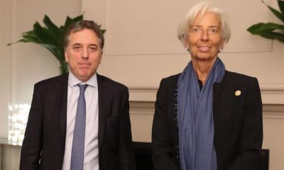 Lagarde respaldó a Macri, pero lo instó a bajar la inflación