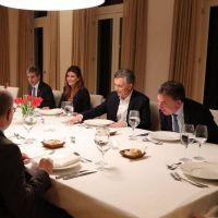 Inflación, dólar y ajuste, el menú de la cena Macri – Lagarde en Olivos