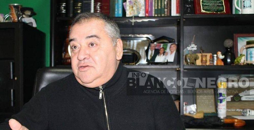 """Multa millonaria contra Camioneros: """"Están muy equivocados si creen que nos van a doblegar"""", dijo Miguel Forte"""