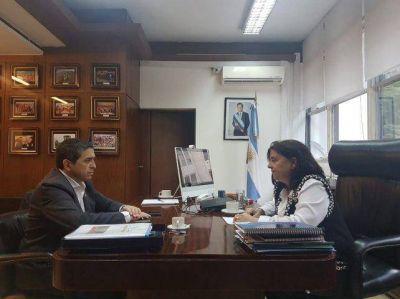 Marcolini gestionó obra pública en Buenos Aires