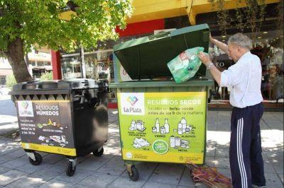 En La Plata, lanzan el segundo llamado para la licitación del nuevo servicio de recolección de residuos