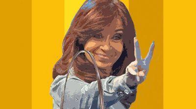 El plan retorno de Cristina Cristina sueña que va a volver