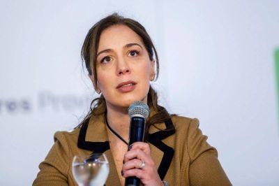 María Eugenia Vidal: problemas, furia y la promesa de cortar el hilo caiga quien caiga