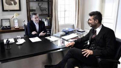 La cena secreta de Macri con Tinelli: Ponele que, al final, Marcelo termine siendo candidato
