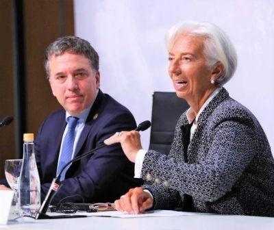 Tensión en el G20: acusa Lagarde a Estados Unidos de provocar una caída en la economía mundial