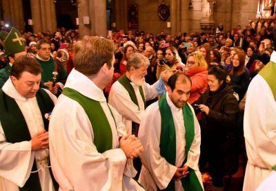 """Opeka celebró misa en la Catedral: """"Me encontré una Argentina dividida"""""""