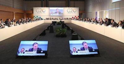 El documento final del G20 de Finanzas: alerta sobre