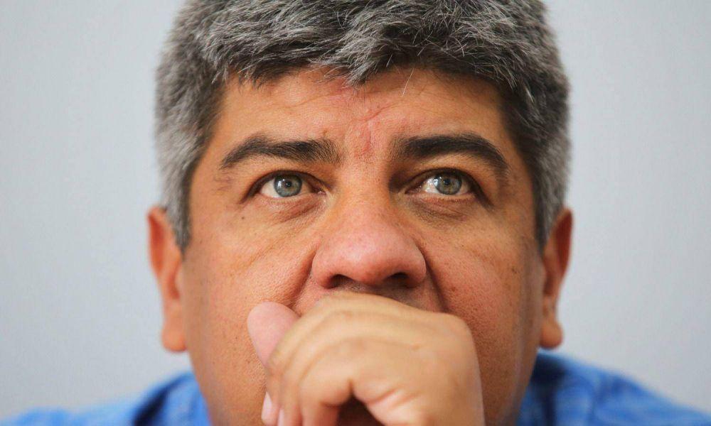 """Pablo Moyano: """"El Gobierno quiere intervenir la obra social y saquearla"""