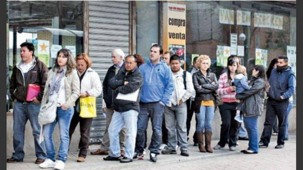 Para rescatar el trabajo en la crisis no alcanza ni la reforma laboral