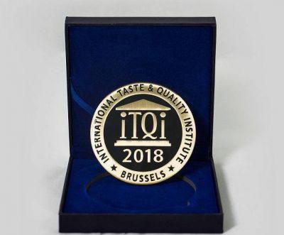 Una vez más, Agua de las misiones Gourmet recibió el Premio al Sabor Superior
