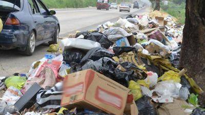 Habrá multas de 3 mil pesos por arrojar basura en la calle