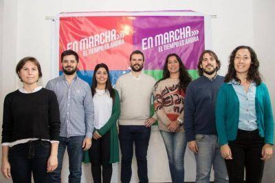 """Este miércoles presentarán el frente político """"En Marcha"""" en Mar del Plata"""