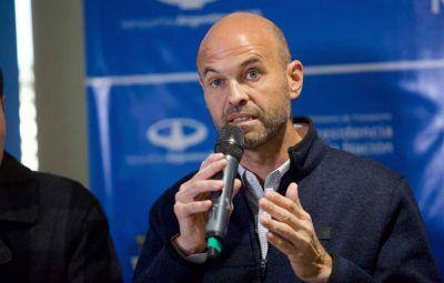 Dietrich detallo las obras de infraestructura que se vienen en Mar del Plata