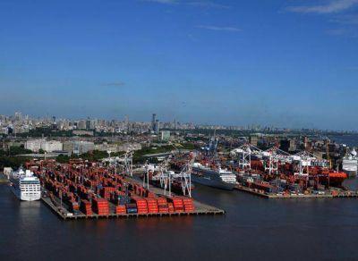 Conflicto sindical deja al descubierto una pelea de gigantes globales por controlar servicios en el puerto de Buenos Aires