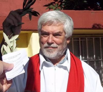 Sacerdote argentino, obispo en Salto (Uruguay)