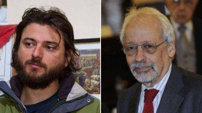 Juan Grabois cruzó a Verbitsky por la candidatura de Cristina: