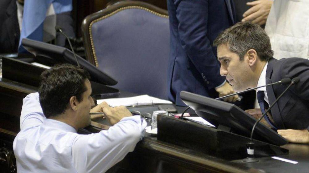 Vidal arma un grupo de legisladores para contener la bronca de Cambiemos en el interior