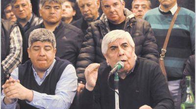 CGT suma consenso para agudizar el plan de lucha contra el Gobierno
