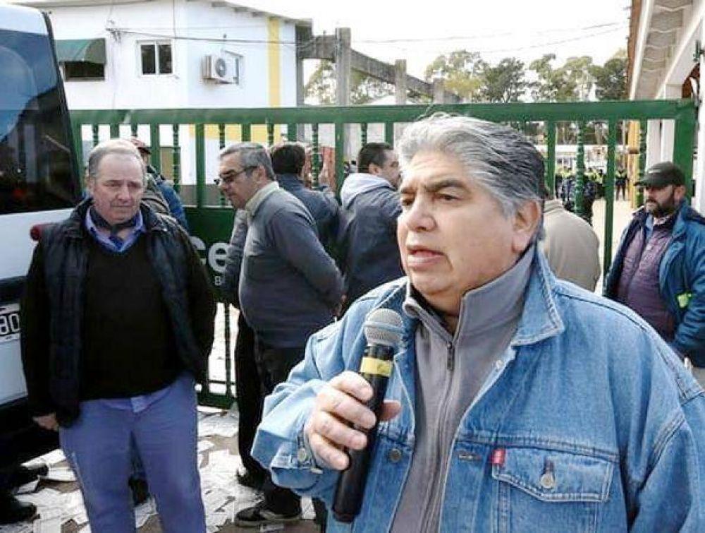 Luz y Fuerza se movilizó en San Bernardo por conflicto en Cooperativa CESOP