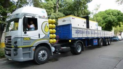 Confían en que la apertura de importaciones de camiones a GNC active la industria nacional