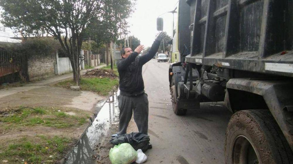 ATE reclama por las condiciones de trabajo de municipales