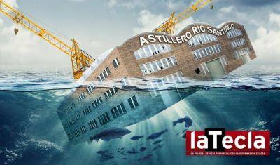 Astillero Río Santiago, una lucha para evitar el naufragio en el medio del silencio oficial