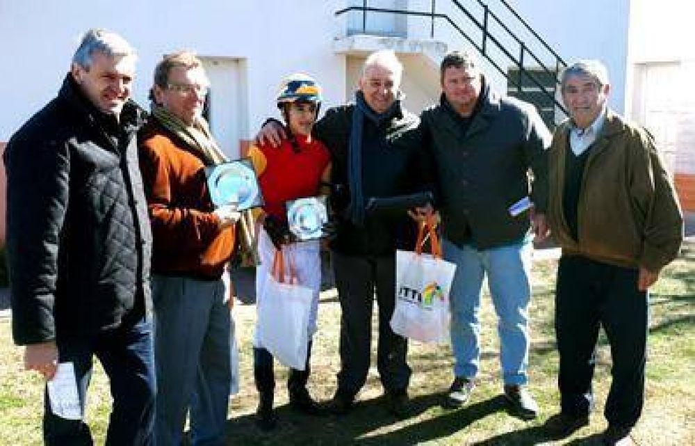 Premio UTTA, en el aniversario del Jockey Club Río Cuarto
