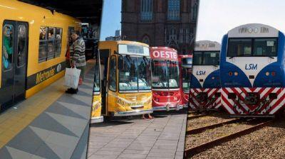 El transporte público acumula subas de hasta el 875% en la era Macri