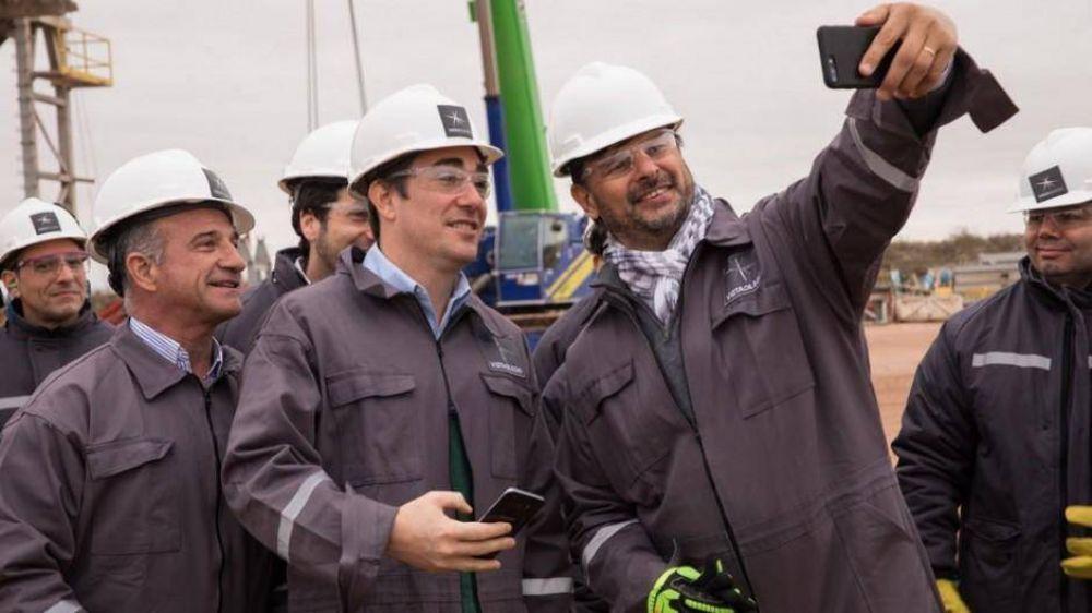 Iguacel quiere crear un Silicon Valley petrolero en Vaca Muerta