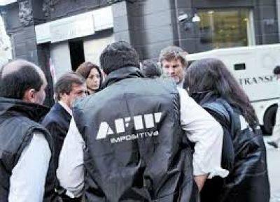 Los falsos agentes de la AFIP ya están con prisión preventiva