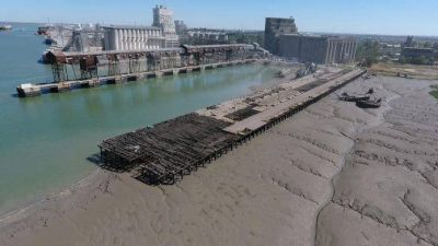 Bahía Blanca: Mejoras para el Muelle de los Elevadores