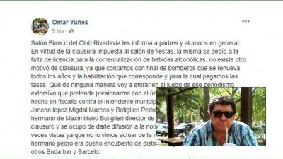 Yunes enojado: Acusó a los medios de extorsionadores y señaló al municipio