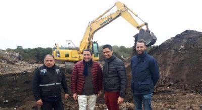 La Municipalidad de Mendiolaza erradica un predio de residuos verdes