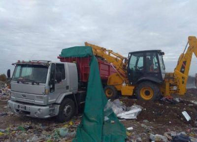 La Municipalidad de Colón firma convenio con Ceamse para el traslado de residuos domiciliarios