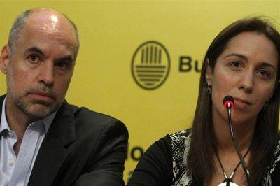 Vidal y Larreta deberán financiar $11.250 millones del transporte