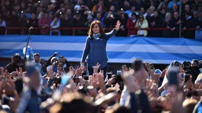 De cara a 2019: mejoran los números de Cristina Kirchner y encuestas la ubican por encima de Vidal