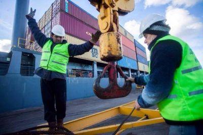 Aumentó tráfico de contenedores en puerto de Mar del Plata