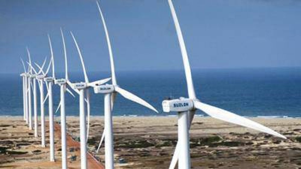 Eólica: El 70% de los parques en construcción son de empresas argentinas