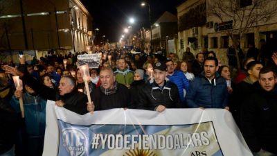 Extrema tensión en astillero Río Santiago ante un informe de Lanata sobre la corrupción sindical