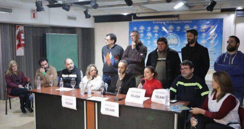 Gremios porteños preparan un segundo semestre de pelea contra el ajuste de Larreta