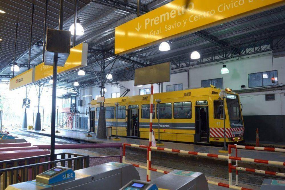 Metrodelegados retoman las medidas y hoy es el turno de la Línea E y el Premetro