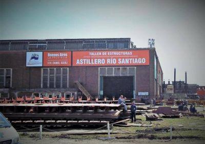 3300 empleados, ausentismo y ningún barco: la corrupción de ATE en el Astillero Río Santiago