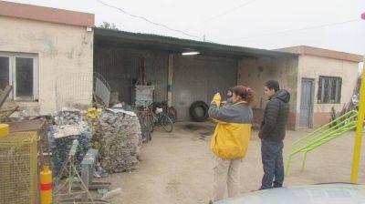 Relevamiento para la gestión integral de residuos sólidos