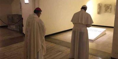 10 asombrosas similitudes entre papa Pablo VI y papa Francisco