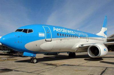 Aerolíneas intimó a 50 pilotos y al gremio por leer una queja en vuelo