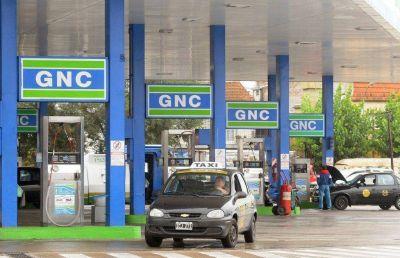 Vuelve a estar restringido el suministro de GNC en la ciudad