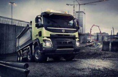 Volvo Trucks realizó una prueba extrema del Volvo FMX
