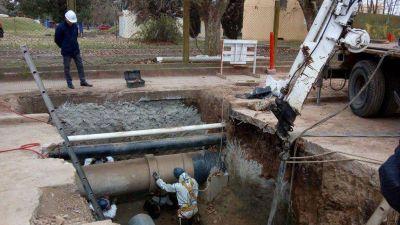 VGG: suma un nuevo acueducto para zona este