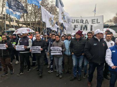 "La FeMPINRA advierte ""medidas de fuerza sorpresivas"""