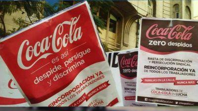 Coca-Cola: nuevos despidos y violación de derechos
